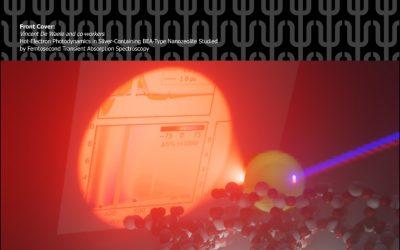 Le Laboratoire Catalyse & Spectrochimie (LCS) et le  laboratoire CRISMAT font la couverture de ChemPhysChem